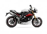 Speed Triple R bíláčervená 2014